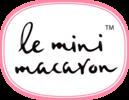 Le mini macaron